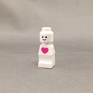 LEGO レゴ プリントマイクロフィグ(ハンドメイド)