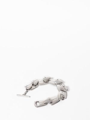 Modern Chain Link Bracelet / Lisa Jenks