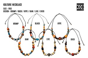 KULTURE NECKLACE