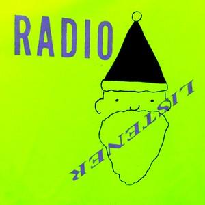 st.RADIO LISTENERつるつるTEE
