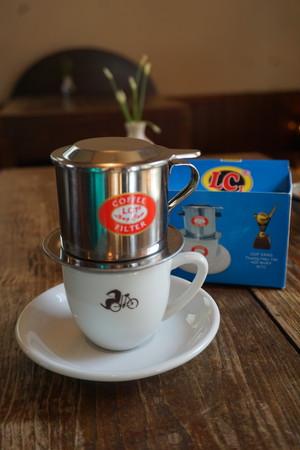 ベトナムコーヒーフィルター(ステンレス製)