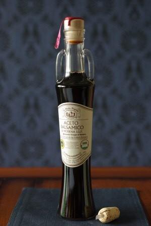 モデナ産バルサミコ酢 イタリアオーガニック認証機関(ICEA)認定 250ml
