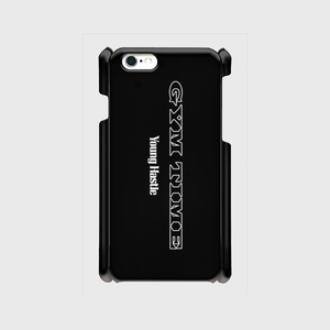 yh GYM TIME iPhone6/6s/7 ケース (BLK)