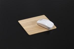 桐製マウスパッドーキリネズミー