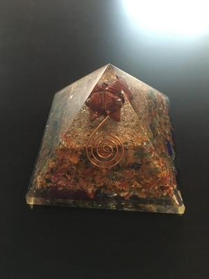 限定ピラミッド オルゴナイト