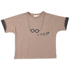 RIO めがねフロッキードルマンTシャツ