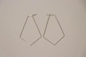 kite -Silver- / Pierced