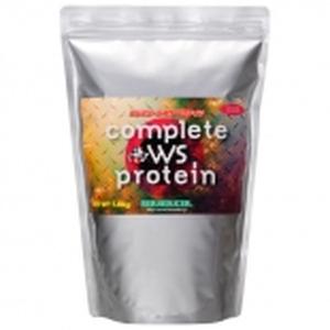 【ホエイとソイのミックスプロテイン】コンプリートWS ピーチ味 COMPLETE WS peach