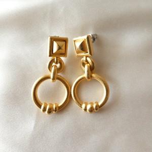 80s ピアス vintage pierce