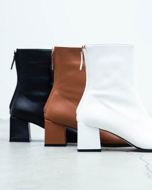 Reike Nen - Cube Heel Basic Boots