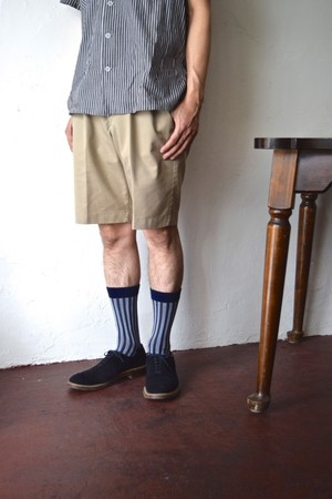 【CORDE STRIPE SOCKS SERIES 】 for MENS