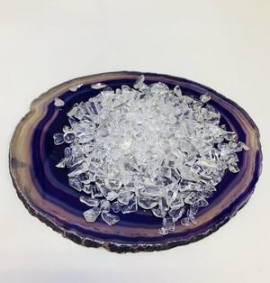 水晶 さざれ石