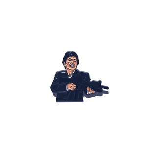 "PINPATCHINC""Scarface Tony Montana"""