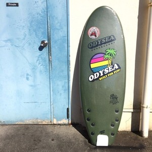 "SOLDOUT CATCHSURF""ODYSEA CHIPPA PRO5'0""QUADキッズオススメ"