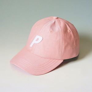 PALACE P-LOGO 6PANEL CAP パレス Pロゴ 6パネルキャップ ライトピンク