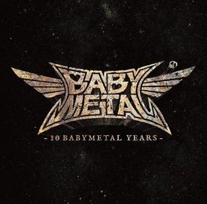『10 BABYMETAL YEARS』BABYMETAL 通常盤 特典:ポストカード