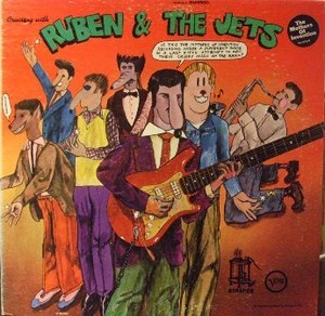 【LP】MOTHERS OF INVENTION/Ruben And The Jets