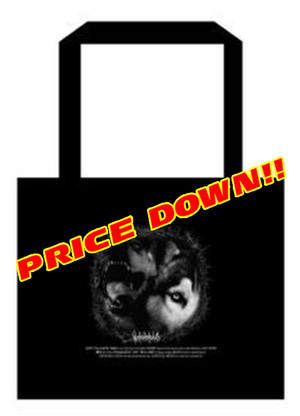 "トートバッグ ""Hide and seek"" Memorabilia tote bags"