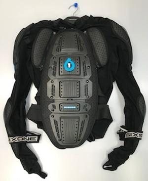 SIXSIXONE(シックスシックスワン) VAPOR PRESSURE SUIT ライダースーツ ブラック/シアン
