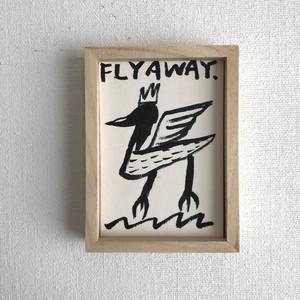 """""""FLYAWAY"""" Diskah art works"""