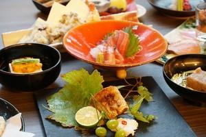 【日帰り】温泉&コース料理チケット