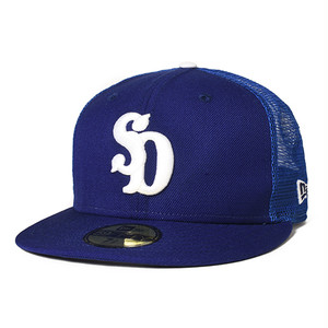 STANDARD CALIFORNIA #NEW ERA × SD 59 FIFTY Logo Mesh Cap