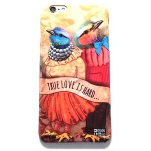 MrGUGU&MissGO グーグーゴー ポーランド の 鳥の恋 True love phone case iphone 6 6s アイフォン シックス エス ケース 面白 海外 ブランド