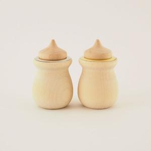 一十八日 木製ディフューザーラッテ・ダロマ (ゴールド・シルバー)