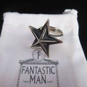 FANTASTIC MAN RING 730 シルバースターリング