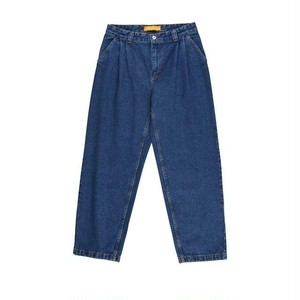 POLAR SKATE CO. DENIM CHINOS DARK BLUE 32/30 ポーラー デニム