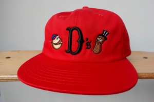 [ Acapulco Gold ] NUTTY TWILL 6 PANEL CAP