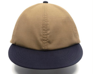 【velo spica】 Flip Up B Cap Merino(Brown)