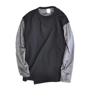 "Kelen / ケレン | SLEEVE SWITCH TOP ""LUCAS"""
