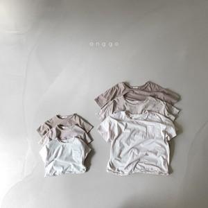 【2021SS予約】【anggo】Mom Latte T-Shirt