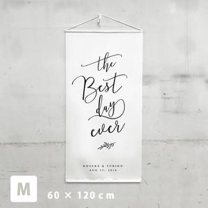 【タペストリー】 Mサイズ:60×120cm 選べるデザイン12種