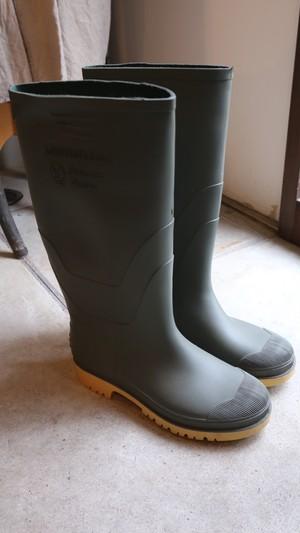 DIKAMAR レインブーツ wellinton boots メンズ size UK7(26.5cm)