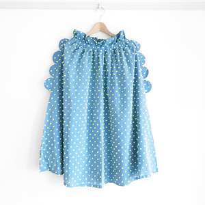 BONBON CUT JQ SCALLOPED SKIRT / WOMEN