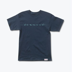 Diamond Supply Co. - SHINE SCRIPT tee
