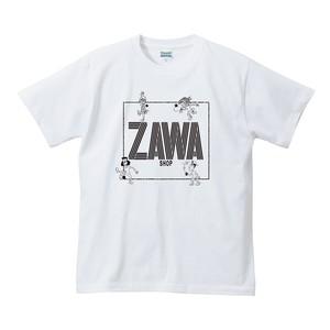 zawa shop Tシャツ