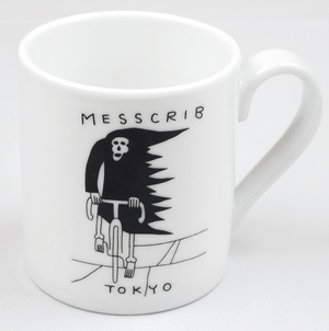 """Mess Crib Tokyo"" Orignal Mug Cup"