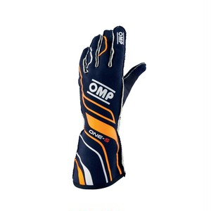 IB/770/BA ONE-S GLOVES MY2020 Navy blue/Orange