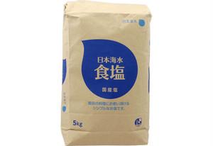 日本海水 食塩 5kg