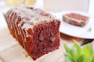 カカオマスたっぷり濃厚チョコレートパウンドケーキ(グルテンフリー)1本(V)