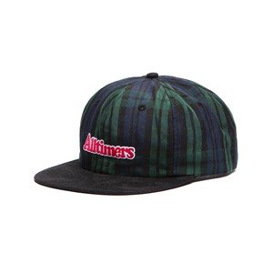 ALLTIMERS (オールタイマーズ) / BASEMENT HAT -NAVY/BLACK/GREEN-