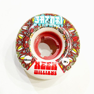 SATORI WHEELS / soft wheel / NEEN WILLIAMS / Native / 54mm / 78a