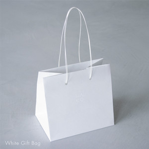 Shopping from overseas:[White]Original Paper Gift Bag