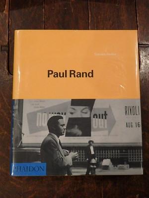Paul Rand / Steven Heller,George Lois,Jessica Helfand