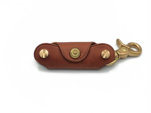 BUTTERFLY KEY CASE with LEVER SNAP