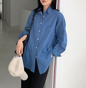 ワンポケットルーズシャツ RD5637