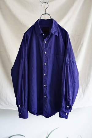 <SOLD OUT>Chez VIDALENC - Shirt AXL (gitanes blue)